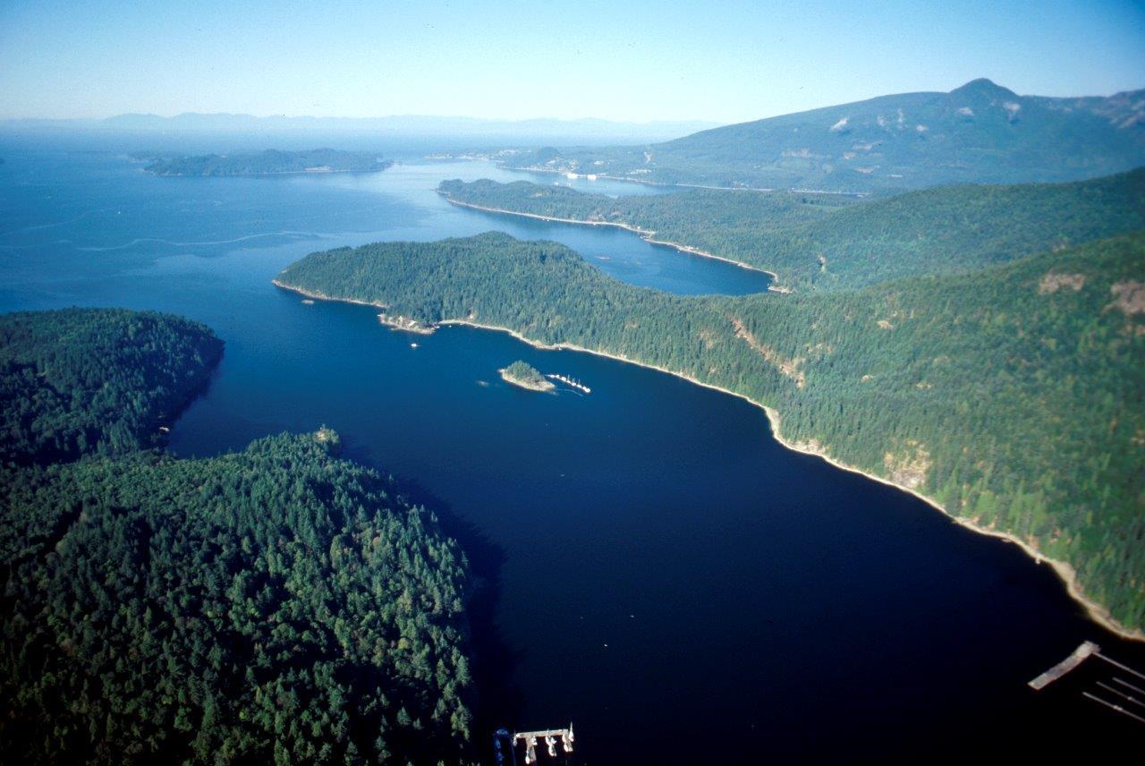 Getting To Keats Island