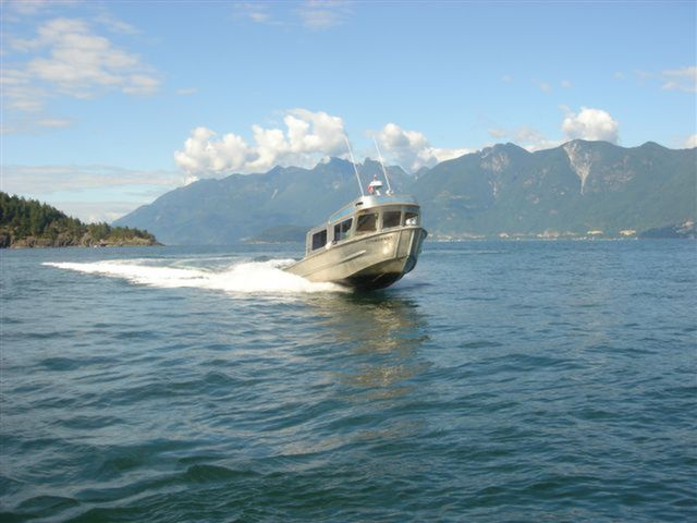 Getting Around Howe Sound