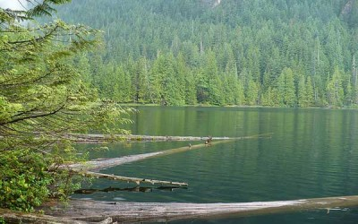Gambier Island, Howe Sound : A hiker's paradise