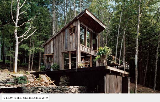 A little off-grid inspiration