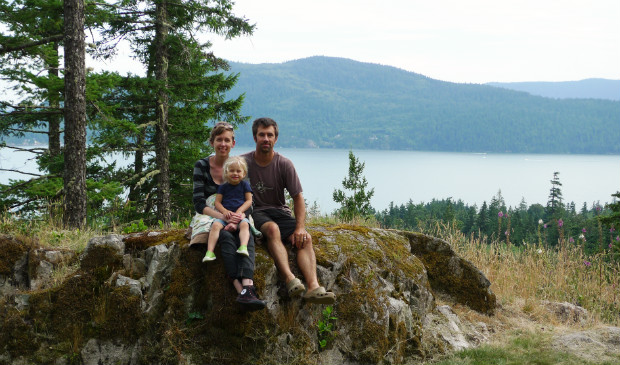 Q & A with Fircom Owners Gambier Island