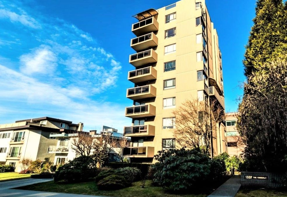 # 801 1337 West 10th Ave. Vancouver