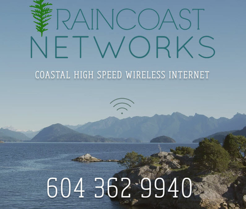 Islands of Howe Sound High Speed Internet